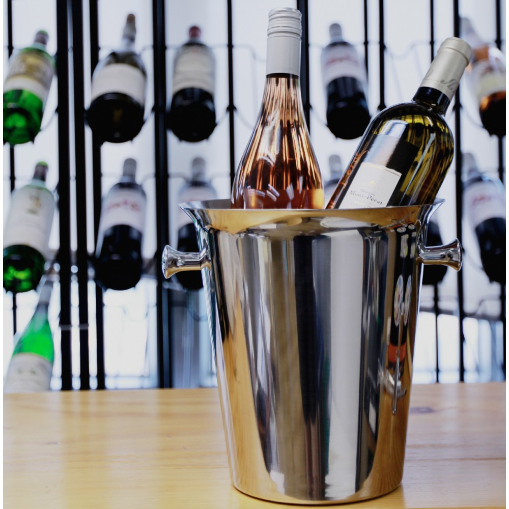 Stainless Steel Ice Bucket 5L