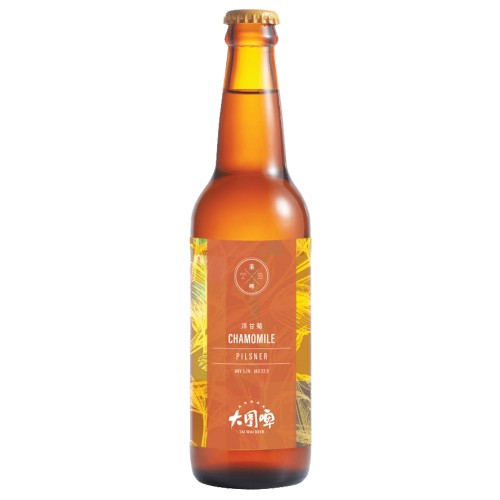 Tai Wai Beer No.1 Chamomile Pilsner (New Label)