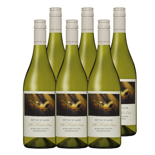 Devil's Lair The Hidden Cave Chardonnay 2017 (Case of 6)