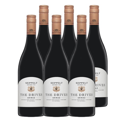 Seppelt The Drives -Shiraz- 2017 (Case of 6)