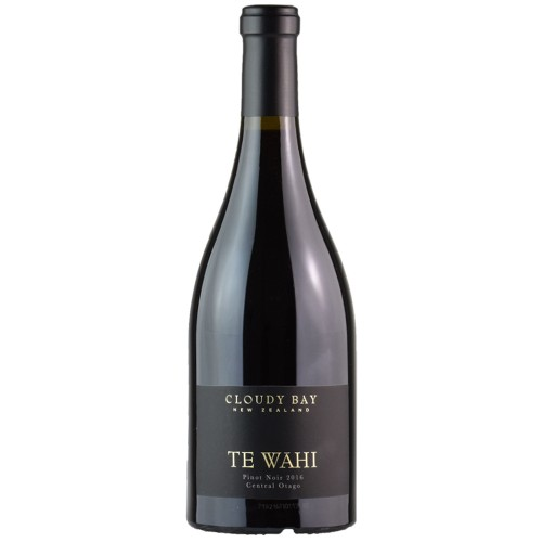 Cloudy Bay Te Wahi Pinot Noir 2016, Central Otago 750ml