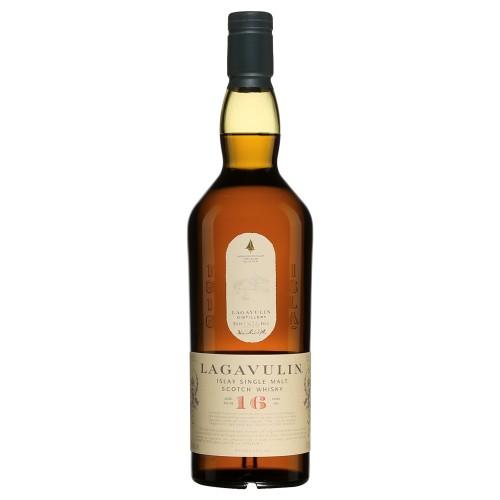 Lagavulin 16 Years Old Islay Single Malt Scotch Whisky 700ml