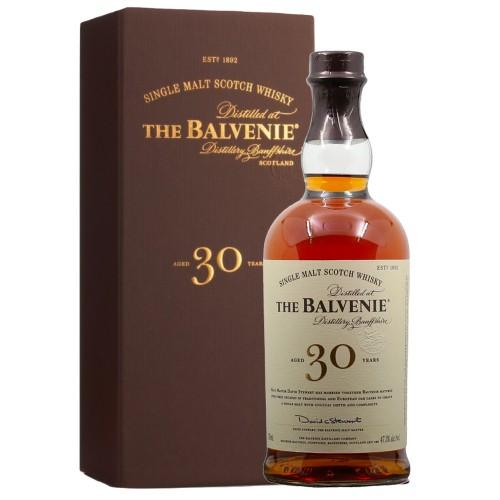 The Balvenie 30 Years Old Single Malt Whisky 700ml