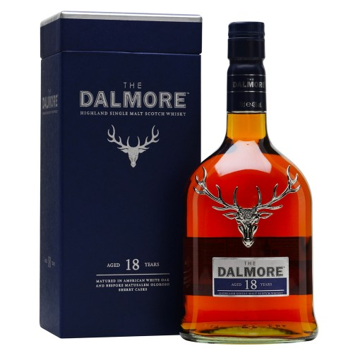 Dalmore 18 Years Old Single Malt Scotch Whisky 700ml
