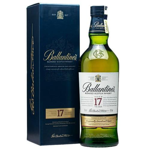 Ballantine 17 Years Old Single Malt Whisky 700ml