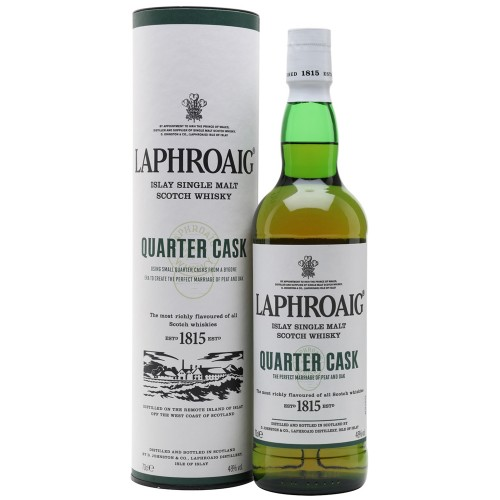 Laphroaig Quarter Cask Islay Single Malt Whisky 700ml