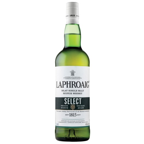 Laphroaig Select Islay Single Malt Whisky 700ml