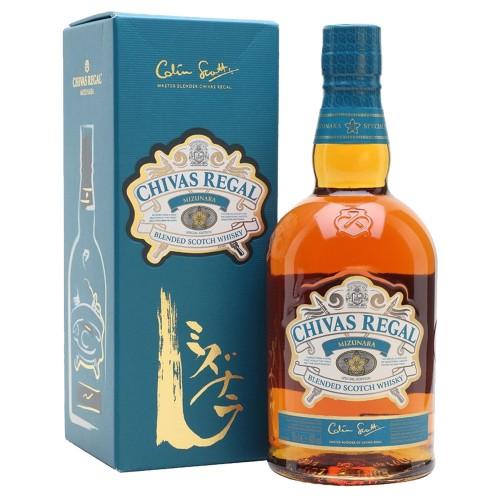 Chivas Regal Mizunara Blended Scotch Whisky 700ml
