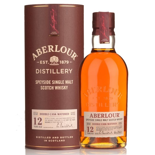 Aberlour 12 Year Old Speyside Scotch Whisky 700ml