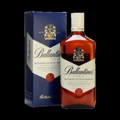 Ballantine Finest Whisky 1000ml