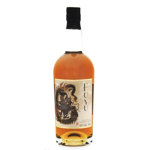 FUYU Japanese Blended Whisky (Mizunara Finish) 700ml