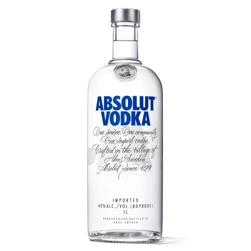 Absolut Vodka 1000ml