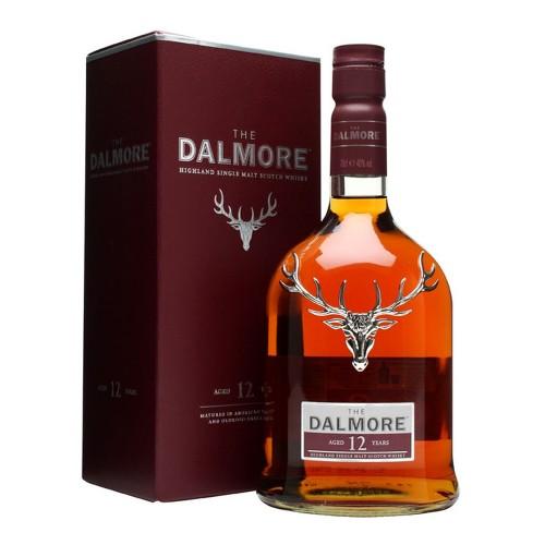 Dalmore 12 Years Old Single Malt Whisky 700ml