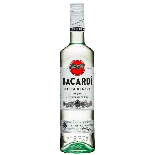 Bacardi Rum 1000ml