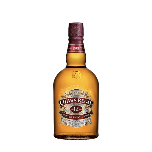 Chivas Regal 12 Years Old Blended Scotch Whisky 700ml