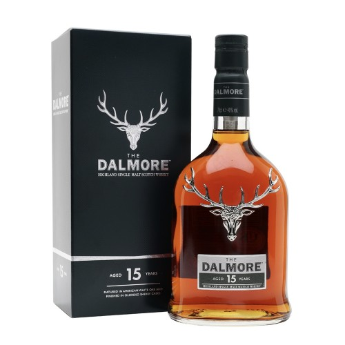 Dalmore 15 Years Old Single Malt Whisky 700ml
