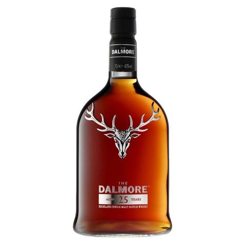 Dalmore 25 Years Old Single Malt Scotch Malt Whisky 700ml