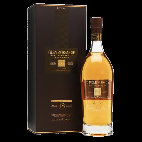 Glenmorangie 18 Years Old Single Malt Whisky 700ml