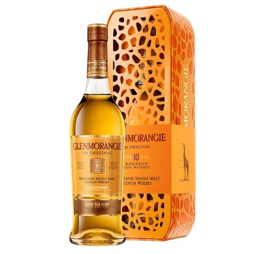 Glenmorangie 10 Years Giraffe VAP Single Malt Whisky 700ml