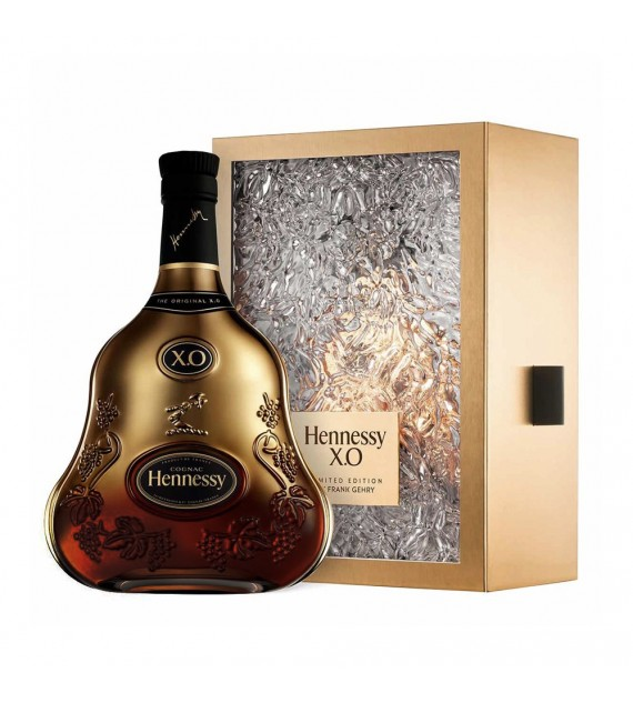 Hennessy X.O. Limited Edition by Frank Gehry 700ml