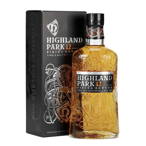 Highland Park 12 Years Old Single Malt Whisky 700ml