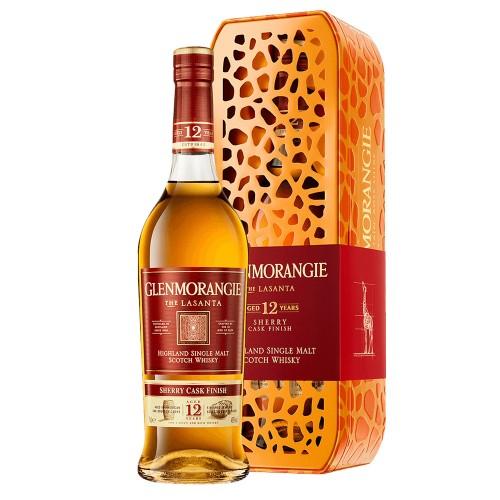 Glenmorangie The Lasanta 12 Years Giraffe VAP Single Malt Whisky 700ml