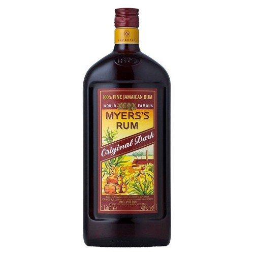Myers's Original Dark Jamaican Rum 1000ml