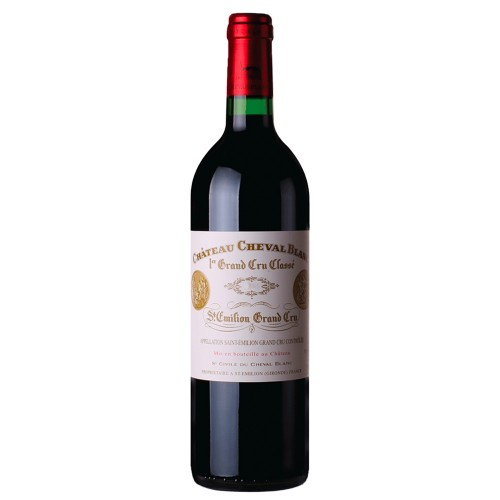 Chateau Cheval Blanc 2017, Saint-Emilion Grand Cru 750ml