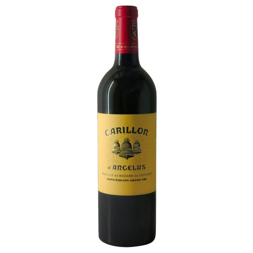 Le Carillon de l'Angelus 2015, Saint-Emilion Grand Cru 750ml