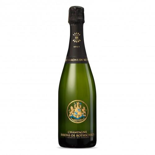 Champagne Barons de Rothschild Brut NV, 750ml