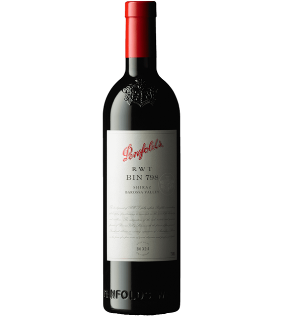 2018 Penfolds RWT Shiraz 750ml