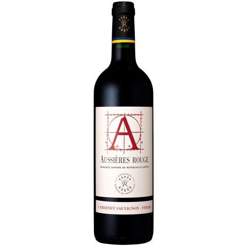 Aussieres Rouge 2015, 750ml
