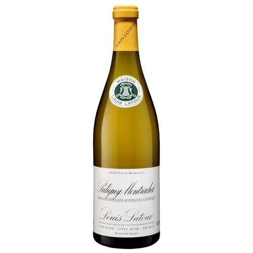 Louis Latour Puligny Montrachet 2018, Cote de Beaune Burgundy 750ml