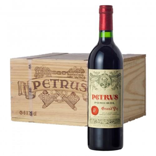2003 Petrus, Pomerol 750ml (OWC of 6)